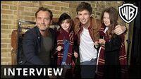 Fantastic Beasts The Crimes of Grindelwald – Back To Hogwarts Interview – Warner Bros