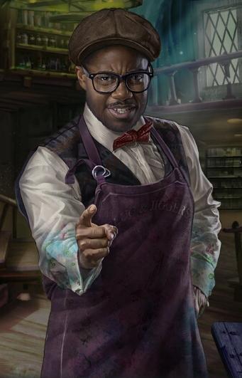 Humphrey Balsamo