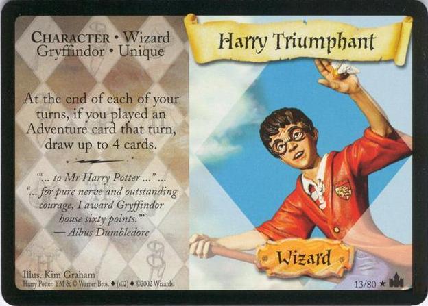 Harry zwycięzca (karta)