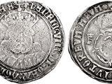 Moneta pięćdziesięciopensowa
