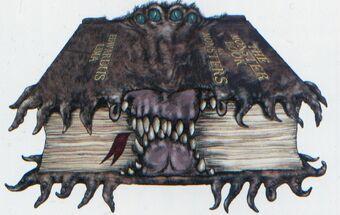 Le Monstrueux Livre Des Monstres Wiki Harry Potter Fandom
