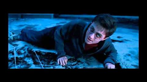 Harry Potter - Albus Silente Vs Lord Voldemort