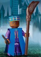 Kingsley Shacklebolt jako figurka LEGO