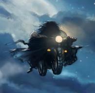 Hagrid e la Motocicletta volante di Sirius Black.png