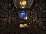 霍格沃茨图书馆