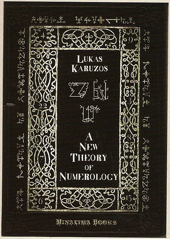 New Theory of Numerology