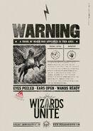 WU Buckbeak Print