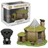 Hagrid's Hut & Fang Funko POP!