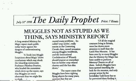 《预言家日报》时事通讯