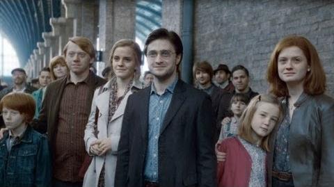『ハリー・ポッターと死の秘宝 PART2』-19年後