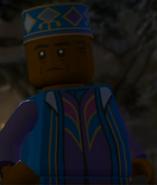 Kingsley Shacklebolt (LEGO 5-7)