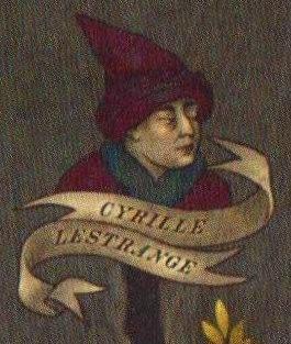 Cyrille Lestrange (IV)