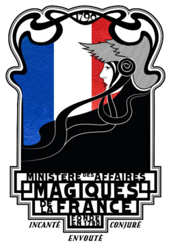 Le Ministère Des Affaires Magiques De La France Insignia.png