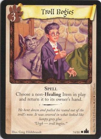 Troll Bogies (Trading Card)