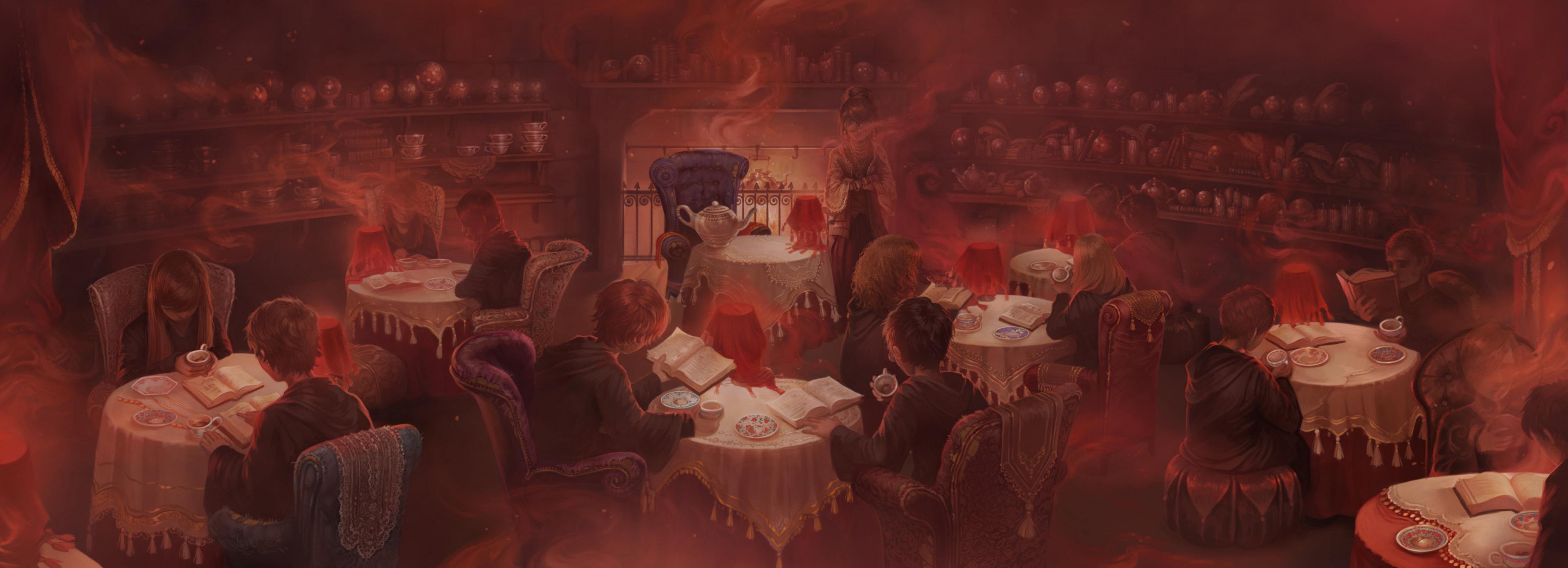 Divination Classroom