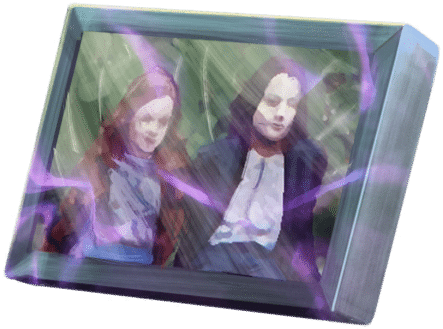 Brilliant Photograph of Lily and Severus WU.png