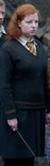 Unidentified Hufflepuff girl at the Battle of Hogwarts