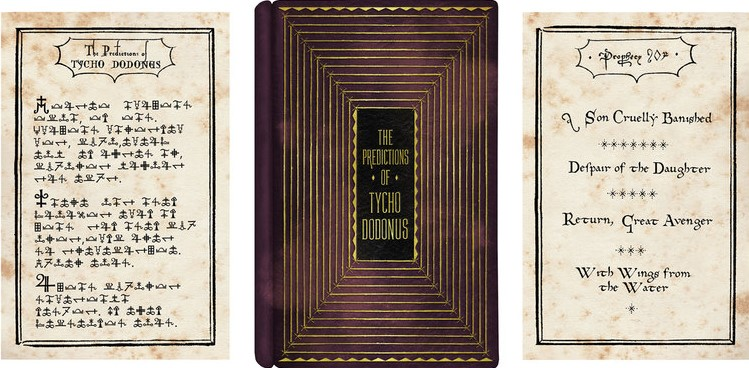 Les Prédictions de Tycho Dodonus