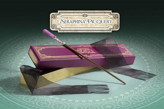 Seraphina Picquerys Zauberstab