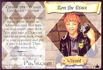 Ron the Brave