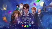 Harry Potter Puzzles & Spells Trailer