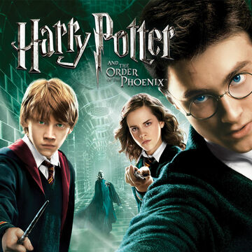 Harry Potter And The Order Of The Phoenix Film Harry Potter Wiki Fandom