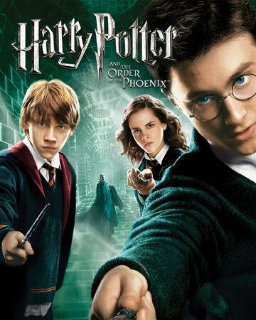Harry Potter And The Order Of The Phoenix Film Harry Potter Wiki Fandom Animatronic model designer (as josh lee). harry potter wiki fandom