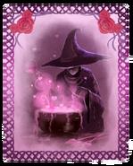A Valentine's Day card Pottermore