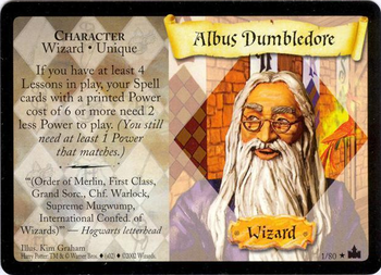 Albus Dumbledore (karta)