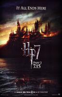 DHf2-Poster TeaserHogwartsCastle