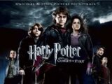 Harry Potter i Czara Ognia (ścieżka dźwiękowa)