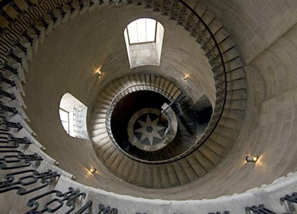 Divination Stairwell