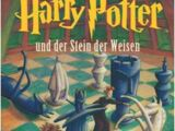 Harry Potter und der Stein der Weisen (Buch)