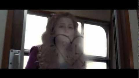 Lavender Brown-Train Scene