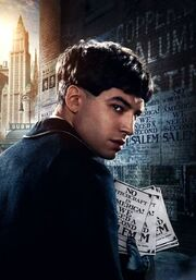 Fantastic Beast Textless Character Poster 04-credence.jpg