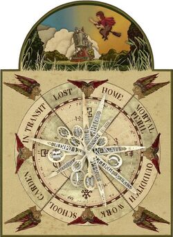 The Weasley Family Clock.jpg
