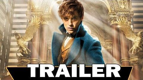 Fantastic Beasts TRAILER (Harry Potter PREQUEL - 2016)