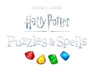 Harry Potter - Puzzles & Spells logo