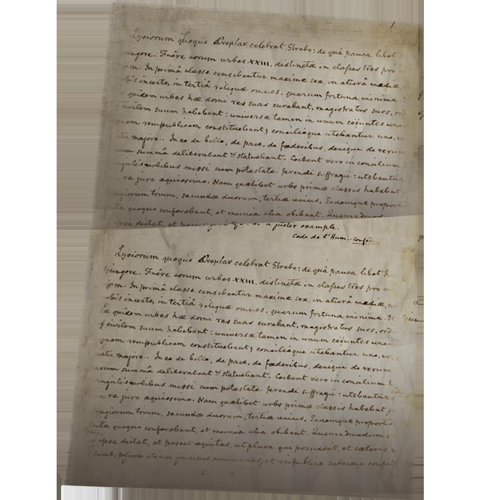 Amorette Deneuve's letter WU.png