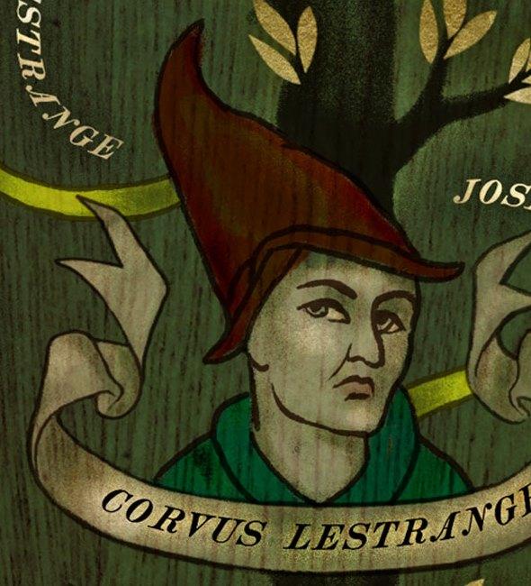 Corvus Lestrange (II)