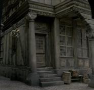 Nicholas Flamel's house