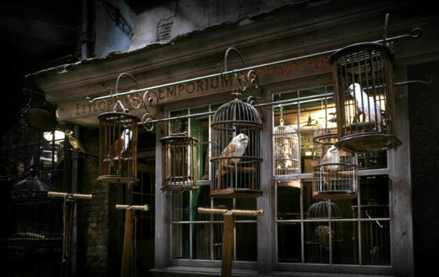 521 Diagon Alley