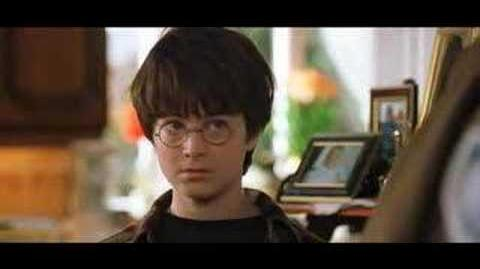 Sceny wycięte z filmu Harry Potter i Kamień Filozoficzny