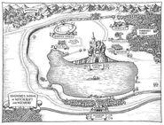 Oficjalna Mapa Hogwartu (Tomislav Tomić)