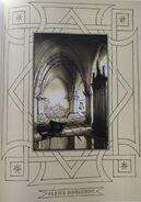 Albus Dumbledore's page artwork