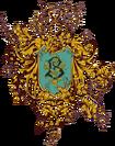 Brasão de Beauxbatons