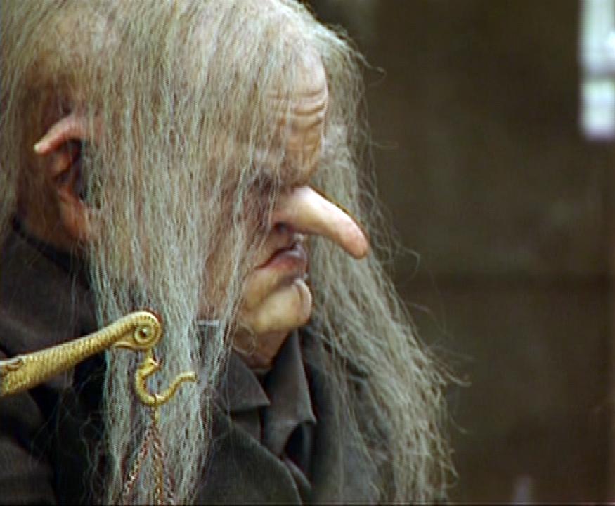 Unidentified Goblin at Gringotts in 1998 (VI)