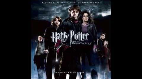 Harry Potter and the Goblet of Fire OST 01 - The Story Continues