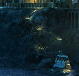 Boathouse Steps