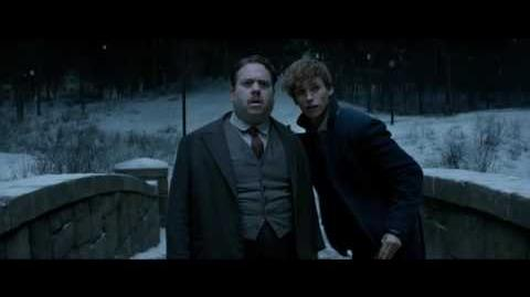 Fantastic Beasts and Where to Find Them - Comic-Con Trailer HD
